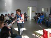 El Banco del Tiempo celebró un taller de autoestima y comienza otro sobre teatro leído