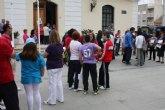 Más de 300 personas participan en la III Marcha por la Vida