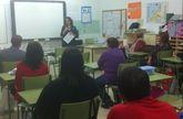 Activa participación en la charla de la Escuela de Padres 'Motivar el interés por la lectura en nuestros hijos'