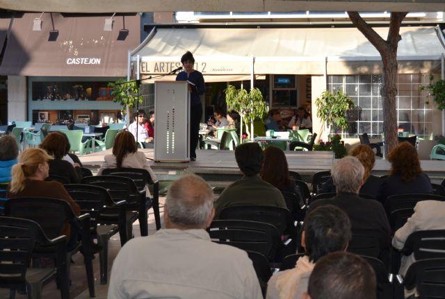 San Pedro del Pinatar celebra el Día del Libro con una lectura continuada en varios idiomas - 1, Foto 1