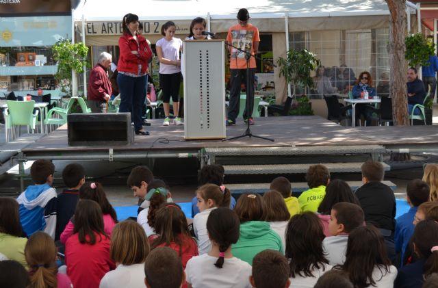 San Pedro del Pinatar celebra el Día del Libro con una lectura continuada en varios idiomas - 3, Foto 3