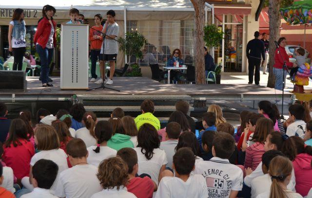 San Pedro del Pinatar celebra el Día del Libro con una lectura continuada en varios idiomas - 4, Foto 4