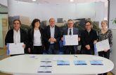 Tres empresas de Puerto Lumbreras reciben el distintivo de Calidad Turística