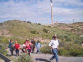 Los mayores se lanzan a subir El Calvario y San Julián