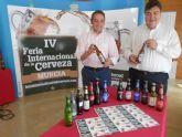 La IV Feria Internacional de la Cerveza de Murcia ofrece catas, actividades deportivas y culturales durante casi dos semanas