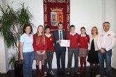 Alumnos del Centro de Enseñanza Virgen del Pasico participan en un proyecto comenius basado en la impresión digital