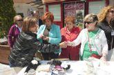 Jornada solidaria a beneficio de la fibrosis quística en la Plaza Juan XXIII