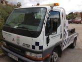 La Junta Local de Gobierno aprueba iniciar la licitación del contrato de servicios de retirada de vehículos de la vía pública