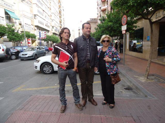La Avenida Marqués De Los Vélez Tendrá Dos Carriles De Salida Hacia Ronda De Levante Murcia Com