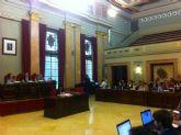 El Pleno vuelve a ratificar por unanimidad la necesidad de soterrar las vías del tren