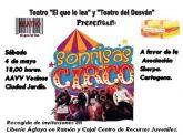 Teatro para llevar una sonrisa a los niños de la Asociación Juvenil Sherpa