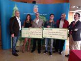 El Ayuntamiento de Murcia y CESPA entregan los premios de la campaña ´Hazte el sueco´