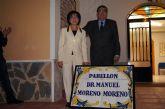 Uno de los pabellones del centro de formación permanente en hemofilia 'La Charca' llevará el nombre del doctor Manuel Moreno