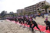 Gomar y Damlaimcourt se imponen en el 24� triatl�n nacional