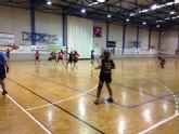 El CBM UCAM gana el Play Off Primera Nacional Femenino de Balonmano Región de Murcia celebrado en Roldán
