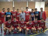 El equipo Cadete Aljucer ElPozo FS se proclama oficialmente Campeón de Liga 2013