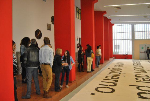 El edificio de usos múltiples abre sus puertas lleno de arte - 2, Foto 2