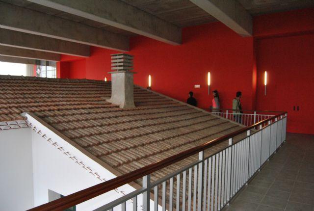 El edificio de usos múltiples abre sus puertas lleno de arte - 3, Foto 3