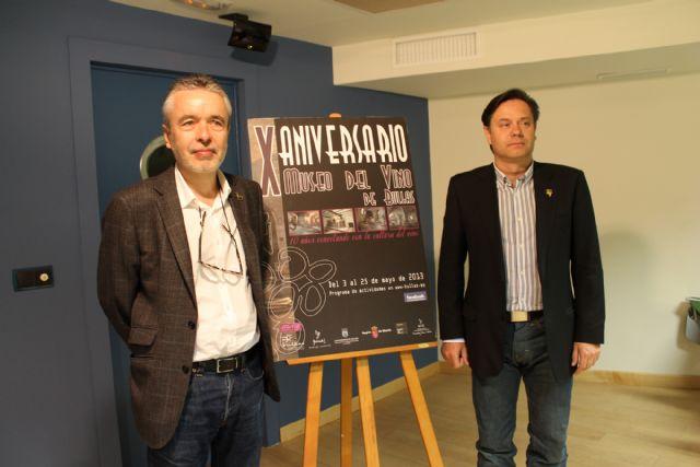 El Museo del Vino celebra su X Aniversario con actividades culturales, un concierto y cursos de cata de vinos - 1, Foto 1