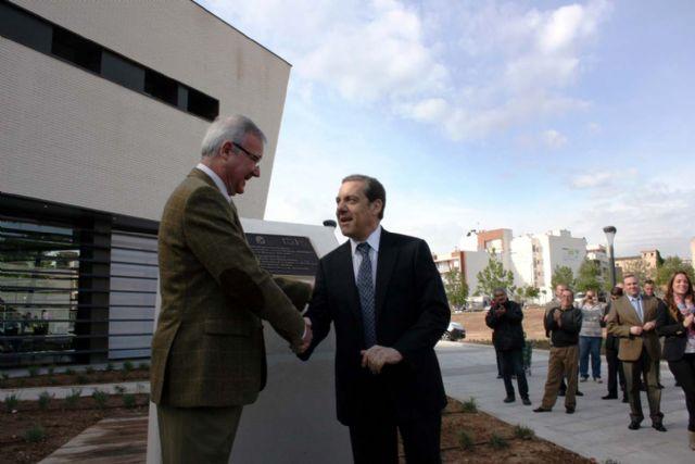 Valcárcel ha inaugurado esta mañana el gran proyecto europeo para Alcantarilla, en el entorno del museo de la Huerta - 1, Foto 1