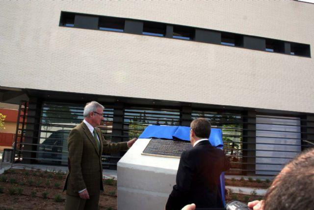 Valcárcel ha inaugurado esta mañana el gran proyecto europeo para Alcantarilla, en el entorno del museo de la Huerta - 3, Foto 3
