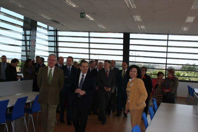 Valcárcel ha inaugurado esta mañana el gran proyecto europeo para Alcantarilla, en el entorno del museo de la Huerta - 4, Foto 4