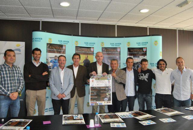El Mar Menor presentó su I Campus de Verano de Fútbol para niños de 8 a 14 años - 1, Foto 1