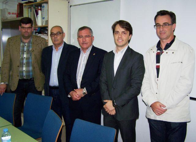 El IES Alfonso Escámez de Águilas acogió una charla de Ignacio Martínez, elegido Joven Empresario del Año en la Región de Murcia - 2, Foto 2