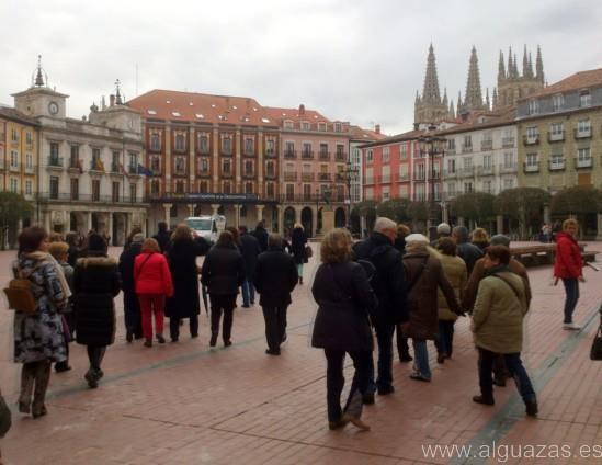 Alguazas se adentra en la Castilla del legendario Cid Campeador - 1, Foto 1