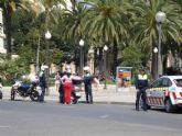 Controles de la Policía Local a motos y ciclomotores