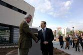 Valcárcel ha inaugurado esta mañana el gran proyecto europeo para Alcantarilla, en el entorno del museo de la Huerta