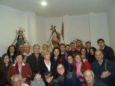 La Agrupación de NP Jesús Resucitado visita las cofradías y los museos de Semana Santa de Lorca junto al Ósculo