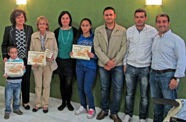 Puerto Lumbreras premia a sus lectores del año - 1, Foto 1