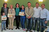 Puerto Lumbreras premia a sus lectores del año