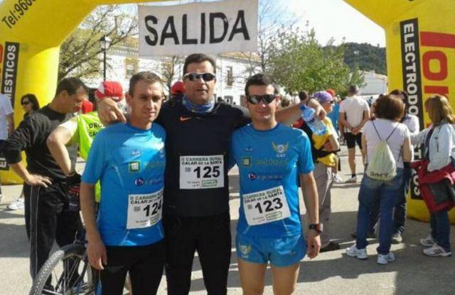 Termina el mes de Abril y lo hace con una intensa actividad de carreras por parte de los atletas del Club Atletismo Totana, Foto 2