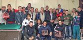 Concurso Regional de Silvestrismo en Puerto Lumbreras