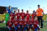 El Kelme CF gana el I Toreno de Benjamin F-8 celebrado en Torre-Pacheco