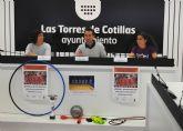 Vuelve un año más el 'Trofeo de gimnasia rítmica Villa de Las Torres' con más de 220 participantes