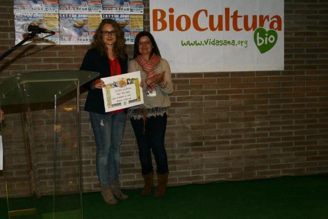Las almendras con especias mediterraneas de COATO reciben el premio al mejor producto ecol�gico en la Feria Biocultura 2013, Foto 1