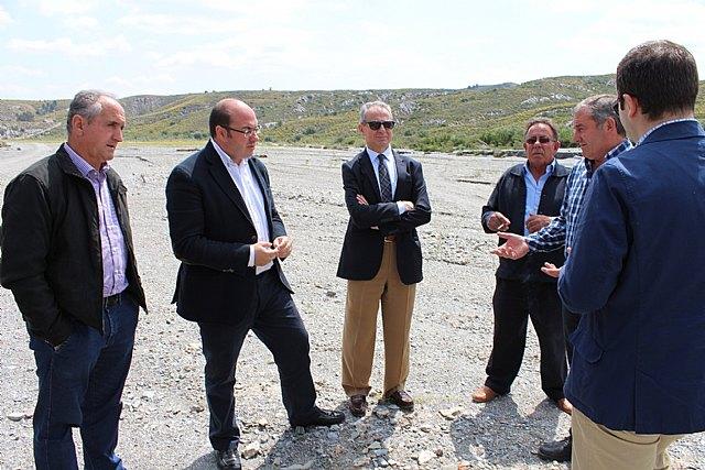La CHS proyecta la construcción de una gran presa contra inundaciones en la rambla de Nogalte - 1, Foto 1