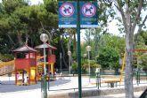 Policías de paisano vigilan parques y plazas públicas para aplicar la ordenanza de animales de compañía