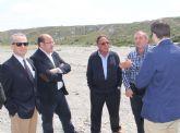 La CHS estudia la construcción de una gran presa contra inundaciones en la Rambla de Nogalte de Puerto Lumbreras