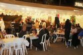 Ambiente de Feria en Santiago de la Ribera durante todo el fin de semana
