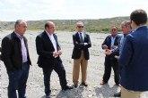 La CHS proyecta la construcción de una gran presa contra inundaciones en la rambla de Nogalte