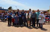 El Centro de Día de Aidemar en San Pedro del Pinatar cumple una década
