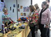 Las asociaciones pinatarenses muestran su labor social  y solidaria en la explanada de Lo Pagán