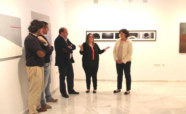 Inaugurada en la Casa de los Duendes la exposición de la joven artista lumbrerense Irene López González - 1, Foto 1
