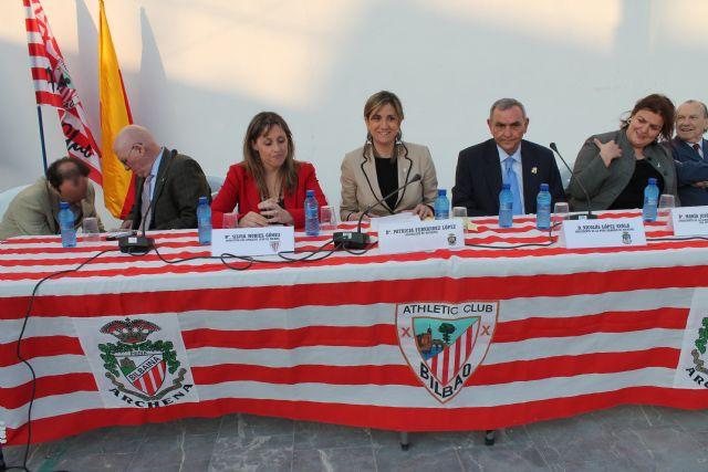 500 aficionados del Athletic Club de Bilbao procedentes de toda España celebran en Archena su XLI Congreso Internacional de Peñas - 1, Foto 1