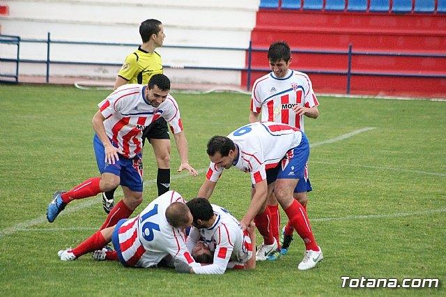 Deportes felicita al Ol�mpico de Totana por su permanencia en el grupo XIII de la Tercera Divisi�n tras una dif�cil temporada, Foto 1
