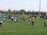 Las futuras estrellas del rugby se dieron cita en Las Torres de Cotillas